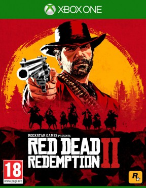 Red Dead Redemption 2 Xbox One Cover