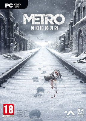 Metro Exodus PC Cover
