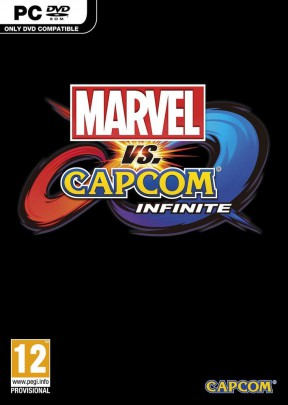 Marvel vs Capcom Infinite PC Cover