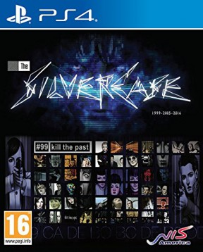 The Silver Case PS4 Cover