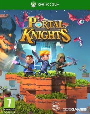 Portal Knights Xbox One Cover
