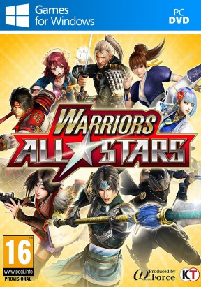 Warriors All-Stars PC Cover