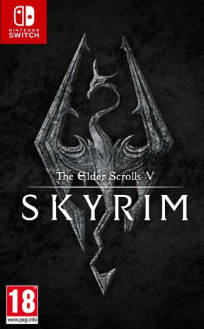 The Elder Scrolls V: Skyrim - Special Edition Switch Cover