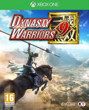 Dynasty Warriors 9 Xbox One Cover