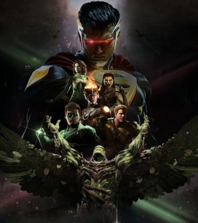 Injustice 2 PC Cover