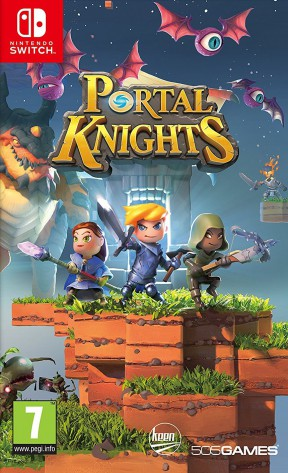 Portal Knights Switch Cover