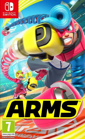 ARMS Switch Cover