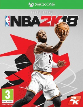 NBA 2K18 Xbox One Cover