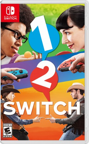 1-2-Switch Switch Cover