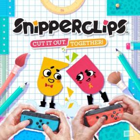 Snipperclips Diamoci un taglio Switch Cover