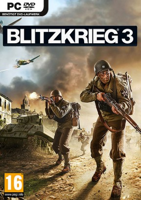 Blitzkrieg 3 2017 Edition PC Cover