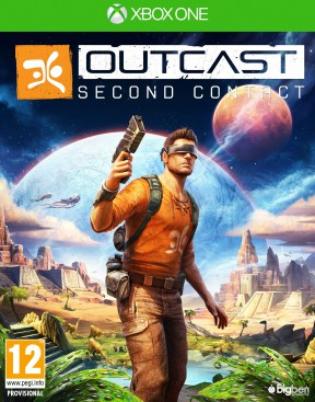 Outcast - Second Contact Xbox One Cover