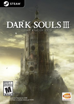 Dark Souls III - The Ringed City PC Cover