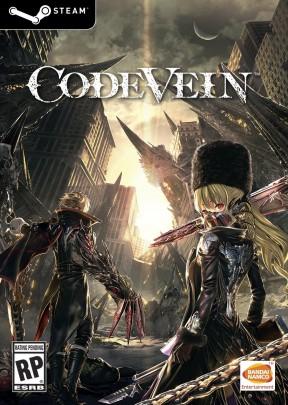 Code Vein PC Cover