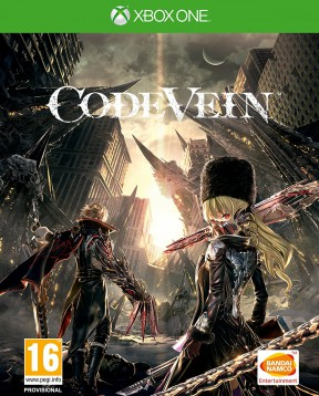 Code Vein Xbox One Cover