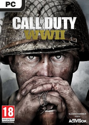 Call of Duty: WWII PC Cover