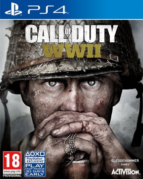 Call of Duty: WWII PS4 Cover