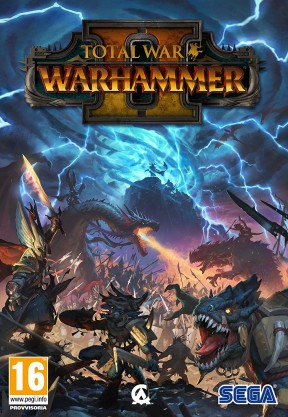 Total War: Warhammer 2 PC Cover