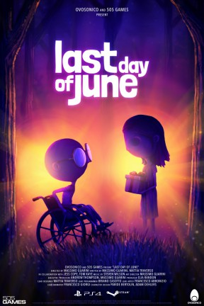 Last Day of June PC Cover