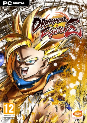 Dragon Ball FighterZ PC Cover