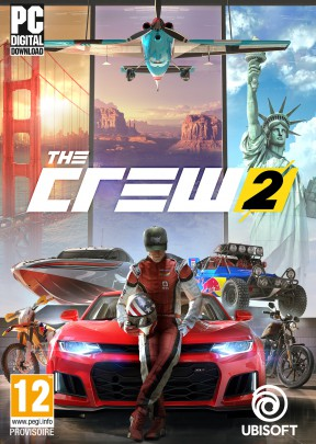 The Crew 2 PC Cover