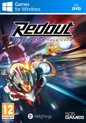 Redout PC Cover