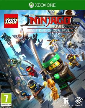 LEGO Ninjago il Film: Video Game Xbox One Cover
