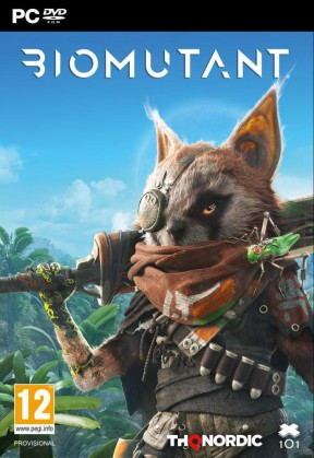 Biomutant PC Cover