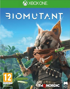 Biomutant Xbox One Cover