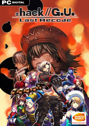 .hack//G.U. Last Recode PC Cover