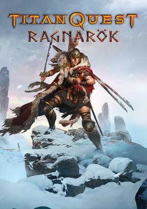 Titan Quest: Ragnarök PC Cover