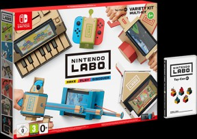 Nintendo LABO Switch Cover
