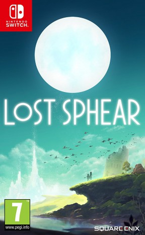 Lost Sphear Switch Cover