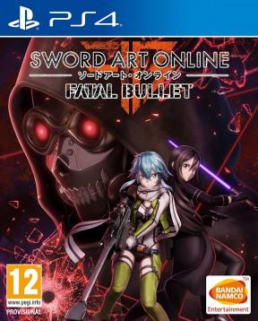 Sword Art Online: Fatal Bullet PS4 Cover