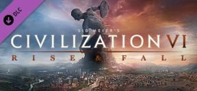 Sid Meier's Civilization VI: Rise and Fall PC Cover