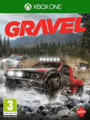 Gravel Xbox One Cover