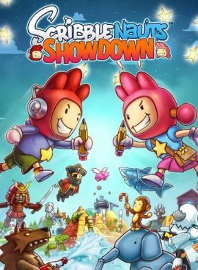 Scribblenauts Showdown Xbox One Cover