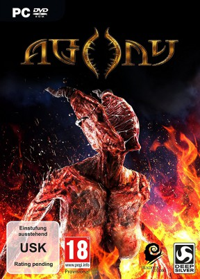 Agony PC Cover