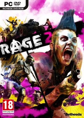 RAGE 2 PC Cover