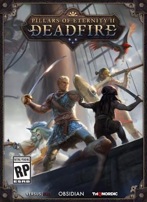 Pillars of Eternity II: Deadfire PC Cover
