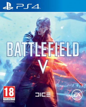 Battlefield V PS4 Cover