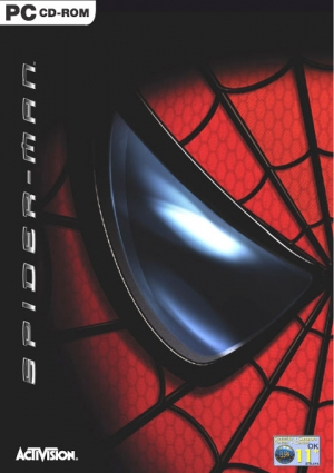 Copertina Spider-Man: The Movie - PC