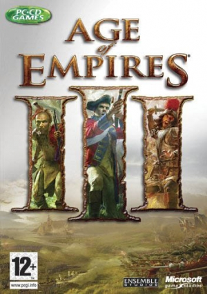 Copertina Age of Empires 3 - PC