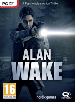 Copertina Alan Wake - PC