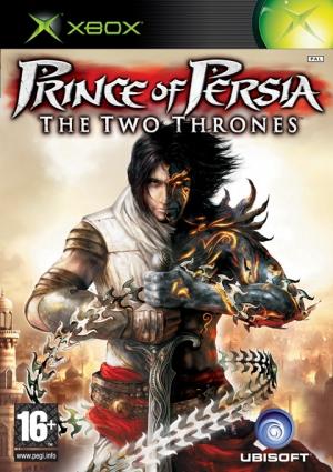 Copertina Prince Of Persia: i due troni - Xbox