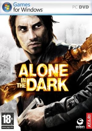 Copertina Alone in the dark - PC