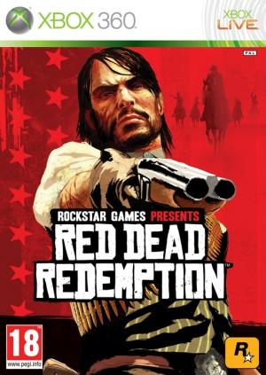 Copertina Red Dead Redemption - Xbox 360