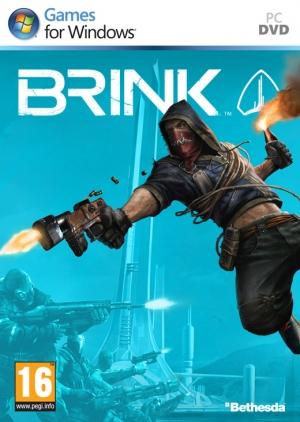 Copertina Brink - PC