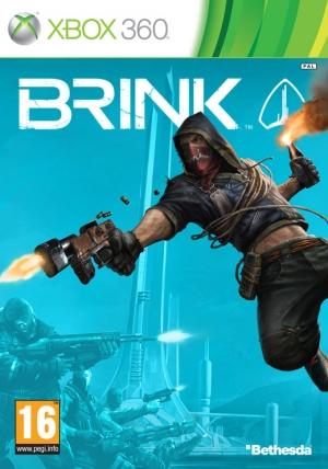 Copertina Brink - Xbox 360