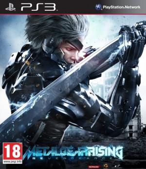 Copertina Metal Gear Rising: Revengeance - PS3